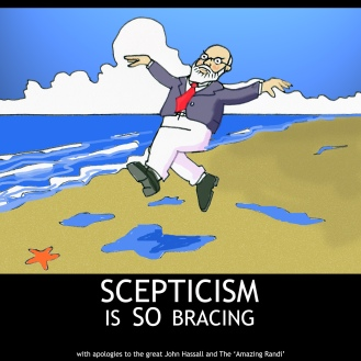 Scepticism Poster Wordpress